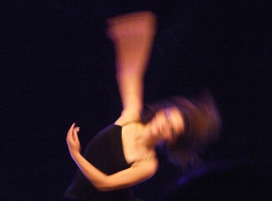 Fast dancer